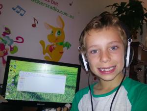 children's radio